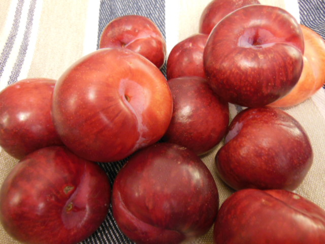 pound of plums