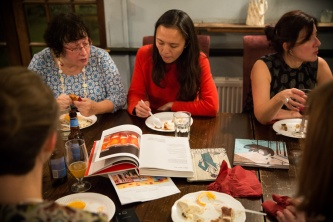 E17 Cook Book Club